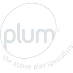 Lookout Tower Wooden Climbing Frame with Swings - Plum Play